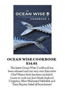 Ocean Wise Cookbook